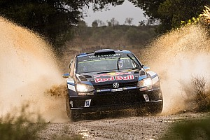 WRC Yarış ayak raporu Katalonya WRC: Üç etap kazanan Ogier, liderliği Sordo'dan geri aldı