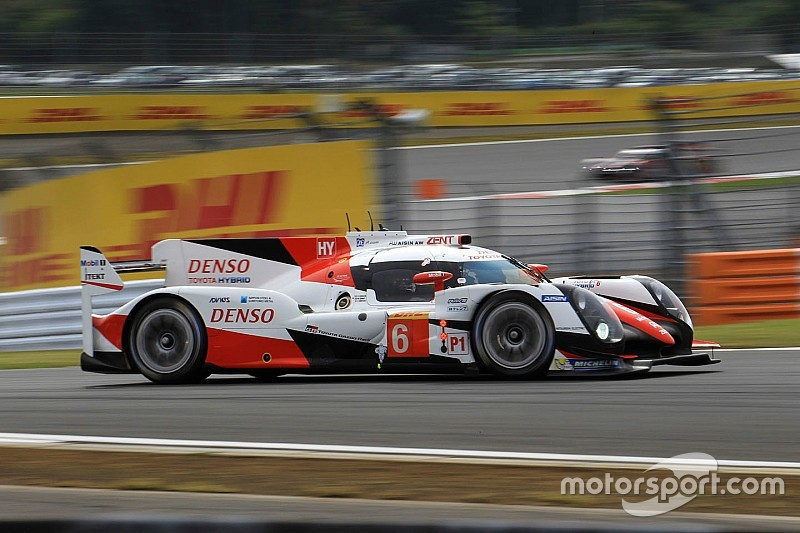 WEC in Fuji: Toyota siegt beim Heimrennen