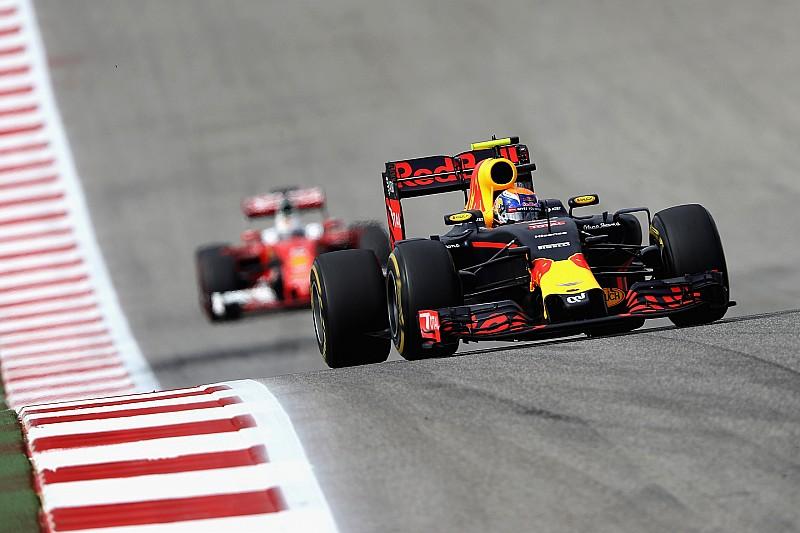 Red Bull Racing: Max Verstappens Boxenstopp war