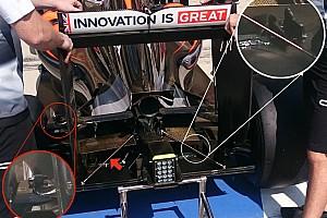 Teknik Güncelleme: McLaren MP4-31 arka bölüm çalışmaları