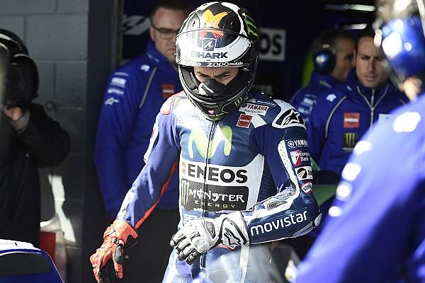 MotoGP Chronique Chronique Mamola - Jorge, réveille-toi!