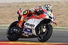 MotoGP Ducati confirma retorno de Iannone no GP da Malásia