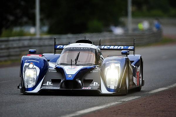24 heures du Mans Actualités Peugeot -