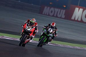 Superbike-WM Rennbericht Superbike-WM in Katar: Davies zum Saisonausklang mit 5. Doppelsieg