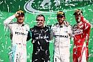 墨西哥大奖赛:汉密尔顿墨西哥称雄,维特尔/维斯塔潘上演火拼
