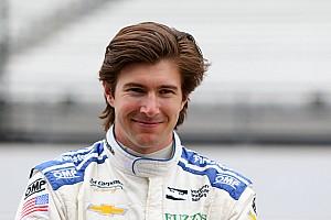 IndyCar Важливі новини Хільдебранд позитивний щодо угоди з Ed Carpenter Racing