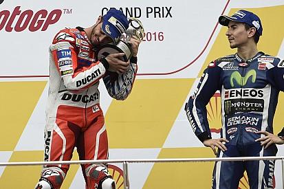 MotoGP La Ducati c'è: la tripletta asiatica ora responsabilizza Lorenzo