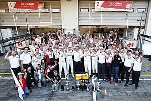WEC BRÉKING WEC: győzelemmel védte meg a gyártók címét a Porsche