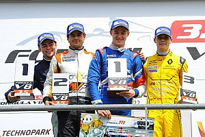Formula V8 3.5 Résultats Le tableau d'honneur de la Formule V8 3.5 2016