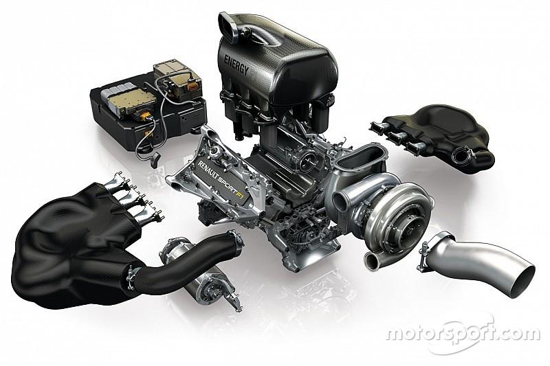 【F1】ルノー、メルセデス打倒に向け、来季パワーユニットのコンセプト一新へ