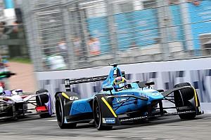 Formula E Antrenman raporu Marakeş ePrix: 2. seansta Buemi lider