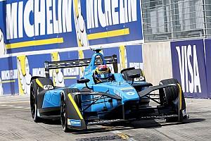 Formula E Reporte de prácticas Buemi encabeza una segunda sesión de libres con bandera roja