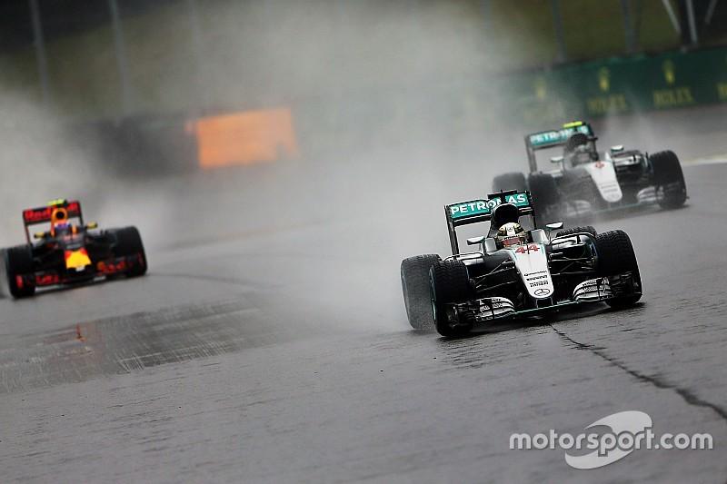 """【F1ブラジルGP】""""フェルタッペン・ショー""""で隠されたメルセデスの『今季ベストレース』"""