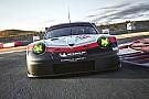 Le Mans In beeld: De nieuwe Porsche 911 RSR 2017