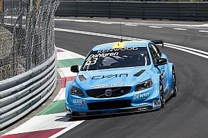 WTCC Nieuws Dahlgren keert tijdens WTCC-finale terug bij Volvo