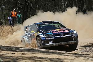 WRC Gara Andreas Mikkelsen chiude il ciclo vincente Volkswagen in Australia