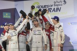 WEC Top List El último podio de Webber, sin champán