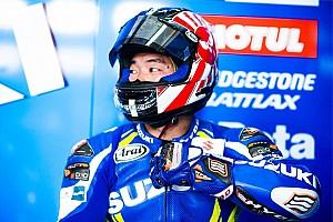 MotoGP Ultime notizie Il collaudatore Tsuda sostituità Rins sulla Suzuki nei test di Jerez