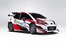 WRC Rallye-Weltmeister Sebastien Ogier absolviert WRC-Test für Toyota
