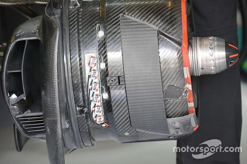 Formel-1-Technik: Neuerungen beim Grand Prix von Abu Dhabi
