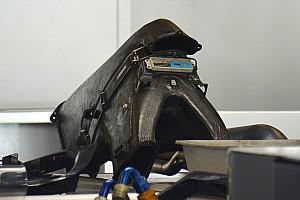 Teknik Güncelleme: Toro Rosso hava girişi boruları