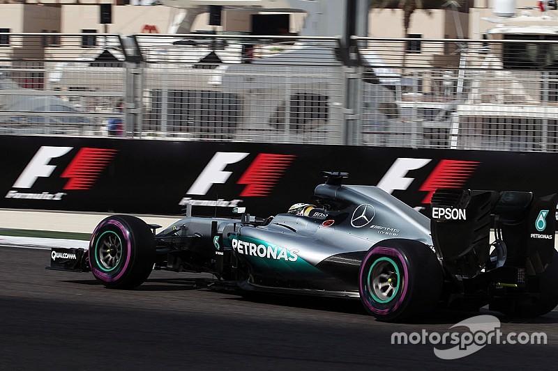 Formel 1 in Abu Dhabi: Enges Mercedes-Duell und Ferrari-Defekt am Freitag