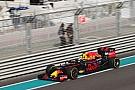 【F1アブダビGP】リカルド、二日目以降のペースアップに自信。「メルセデスに挑戦できる」