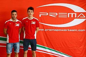 GP2 Actualités Prema confirme Leclerc et Fuoco pour 2017 en GP2