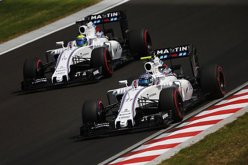 Die Qualifyingduelle der Formel-1-Saison 2016