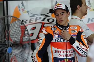 MotoGP 速報ニュース 【MotoGP】プレッシャーでボロボロになったマルケス「チームが大きな助けになった」