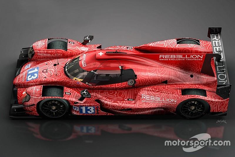 Rebellion Racing startet IMSA-Programm