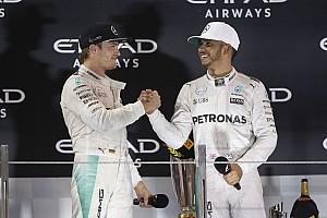 Формула 1 Новость Росберг предупредил Хэмилтона об уходе заранее