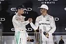 Формула 1 Росберг предупредил Хэмилтона об уходе заранее