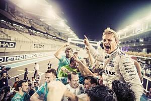 Formula 1 Ultime notizie Ritiro Rosberg: le reazioni dei colleghi sui social