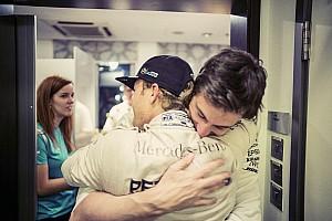 Fórmula 1 Últimas notícias Rosberg diz que não conseguiu avisar chefe pessoalmente