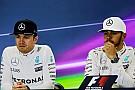 "F1 汉密尔顿""不意外""罗斯伯格退役"