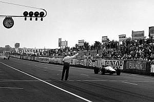 Formule 1 Nostalgie GP de France - 1967, quand Le Mans rimait avec Formule 1