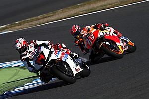 Formula 1 Ultime notizie Fernando Alonso si diverte sulla Honda RC213V MotoGP a Motegi