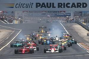 Formule 1 Actualités Officiel - Le Grand Prix de France de retour en 2018!
