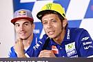 MotoGP Rossi, 2017'de Vinales'in şampiyonluk için yarışacağına dikkat çekti