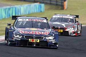 DTM News Nur RBM und RMG verbleiben als BMW-Teams in der DTM 2017