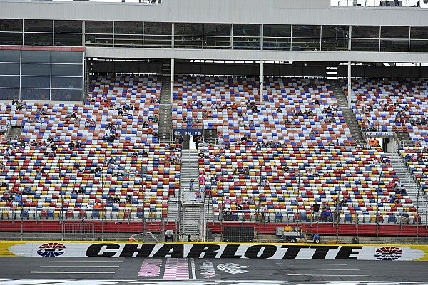 NASCAR Sprint Cup Breaking news Charlotte Motor Speedway named 'Outstanding Facility of the Year' at PRI show