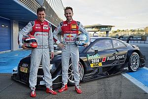 DTM Новость Audi перевела Дюваля и Раста в DTM