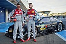 DTM Audi перевела Дюваля и Раста в DTM