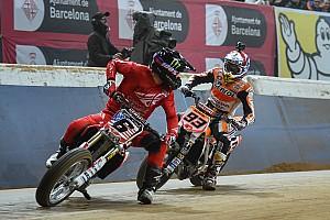 Bike Noticias de última hora Baker y Márquez se vuelven a citar en el Superprestigio Dirt Track
