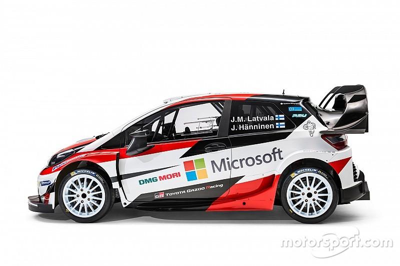 Rally Car Racing >> 【WRC】1.6Lターボ380馬力のトヨタ・ヤリスWRCのスペック公開!