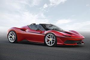 Автомобілі Спеціальна можливість Ferrari випустить родстер J50 в 10-ти примірниках