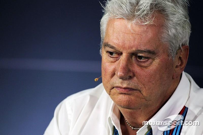 Симондс покинул пост технического директора команды «Формулы-1» «Уильямс»