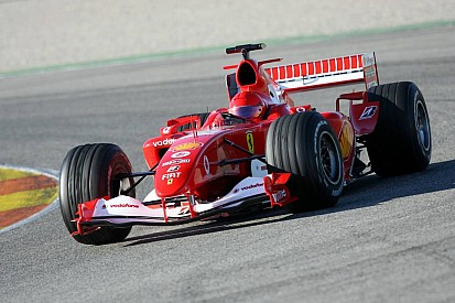 Formula 1 Valentino Rossi and Ferrari in F1: What might have been?