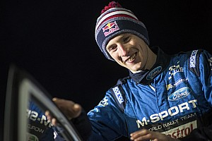 WRC Actualités Monte-Carlo - Evans troisième homme de M-Sport, Camilli en WRC2